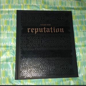 Other - Taylor Swift reputation tour book, album & ticket!